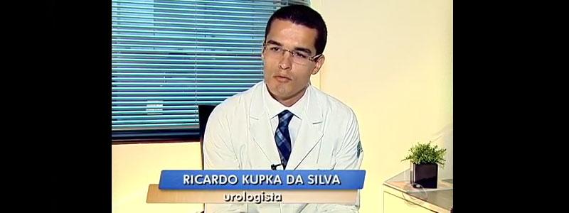 Câncer de próstata deve ser diagnosticado: Entrevista para o Jornal do Almoço