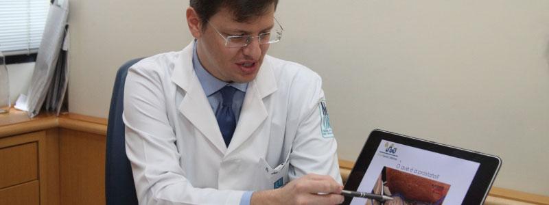 Novembro Azul chama atenção para prevenção do câncer de próstata
