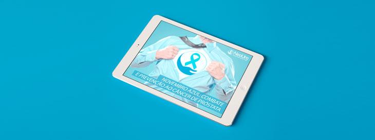 E-book – Novembro Azul: Combate e Prevenção ao Câncer de Próstata