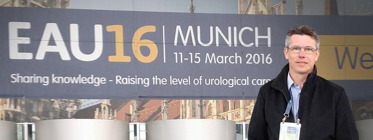 Congresso reúne urologistas de vários países na Alemanha
