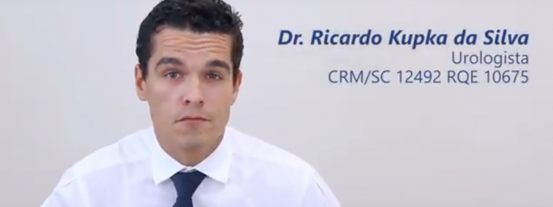 Dr Ricardo Kupka fala sobre check-up urológico