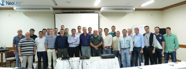NeoUro participa do encontro catarinense de Urologistas em São Bento do Sul