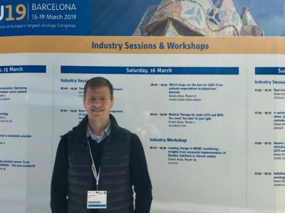 NeoUro representado no European Association of Urology (EAU) Annual Meeting 2019