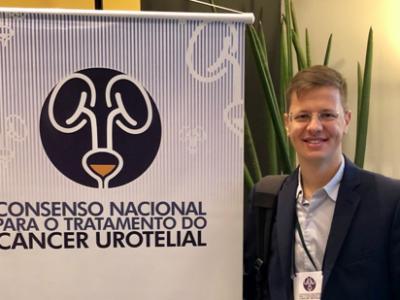 Dr. Luís Felipe Piovesan participa do Consenso Nacional para o Tratamento do Câncer Urotelial