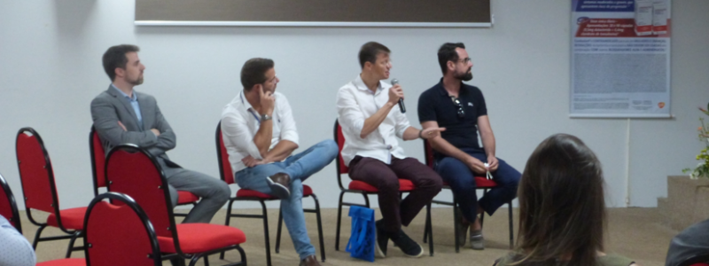 Dr. Luís Felipe Piovesan debate sobre Câncer de Próstata no 59º Encontro Catarinense de Urologia