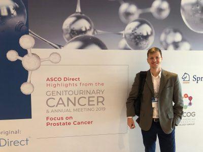 NeoUro presente em Atualização sobre Câncer de Próstata