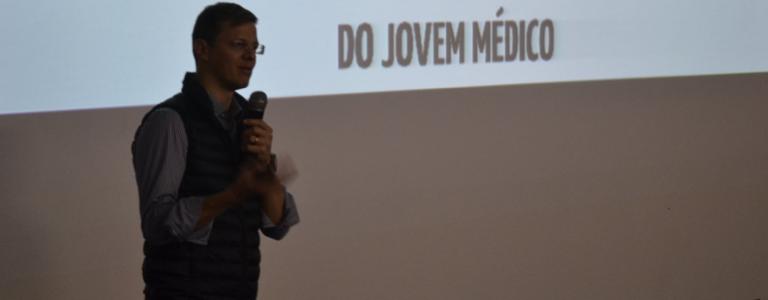 Dr. Luís Felipe participa da V Semana Acadêmica de Medicina (SAMED) – UNISUL