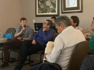 Dr. Luís Felipe Piovesan debate sobre Câncer de Rim no 60º Encontro Catarinense de Urologia